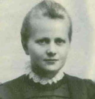 Lina Schulte, geb. Stahlschmidt